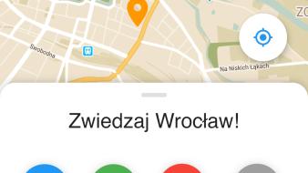 Zrzut ekranu Wrocław Przystępnie